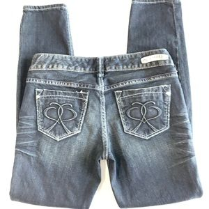 Express Jeans - Express Black Ultra Skinny Jeans Size 2s